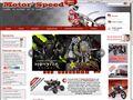 Motor Speed vente de motos, quads et scooters en ligne