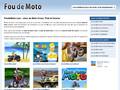 Jeux de moto : FoudeMoto.com